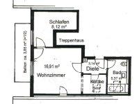 Grundriss Whg. 82