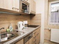 Küche - Ferienwohnung 1
