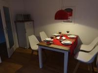 Eßplatz in Küche