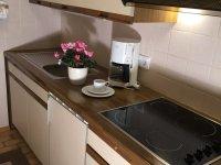 Küchenbereich Wohnung Ifenblick