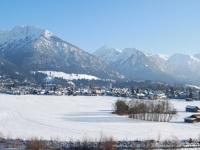 Winterimpressionen von Oberstdorf