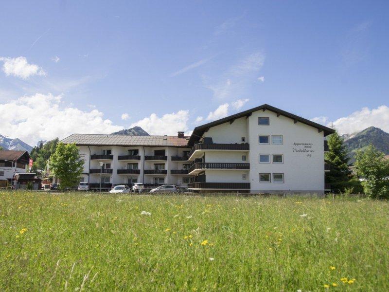 43Haus Nebelhornappartementhaus