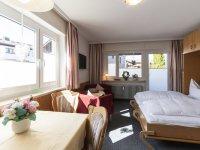 11 Ferienwohnung 59 Oberstdorf Wohnzimmer