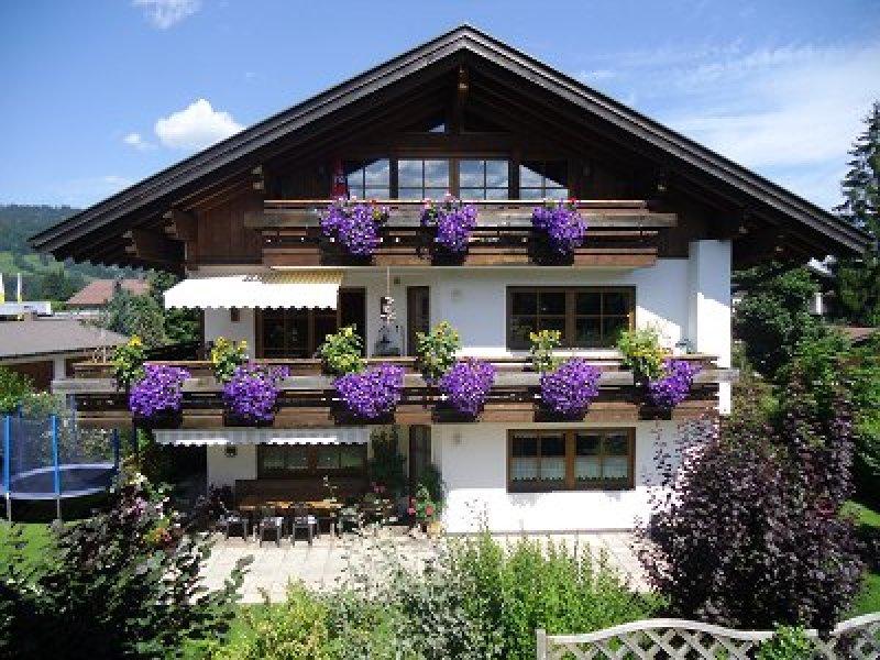 6Ferienwohnung88 Oberstdorf Hausbild