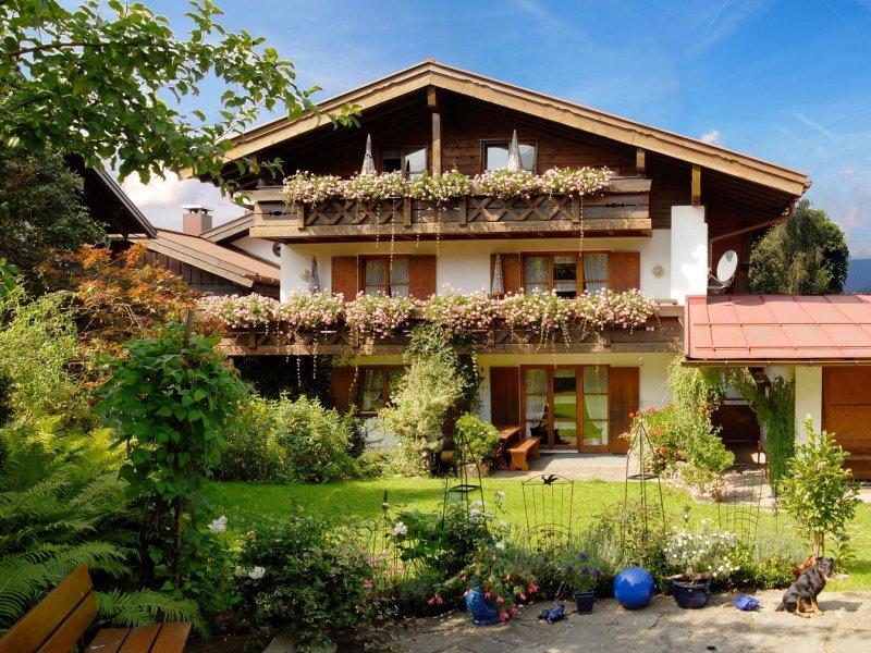 Gästehaus Anja Hausansicht Sommer2