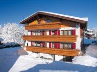 Gästehaus Dodel im Winter