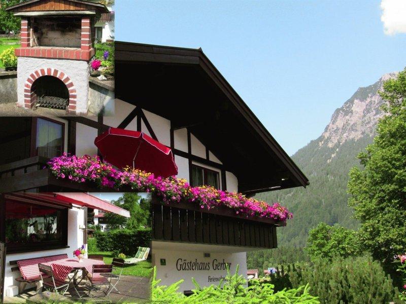 Ferienwohnungen, Gästehaus Gerber
