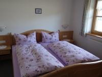 Schlafzimmer Ferienwohnung Edelweiß