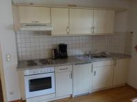 Küchenzeile Ferienwohnung Alpenrose