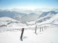 auf zum Skifahren....