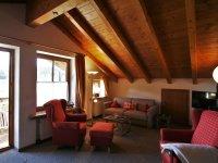 Colorado - Wohnbereich unter'm Dach