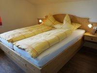Schlafzimmer Weiherkopfblick