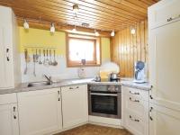 Wohnung Stillachblick: Küche
