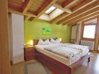 Ferienwohnung -Schlafzimmer
