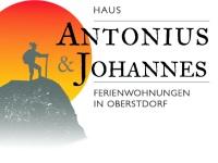 Antonius Johannes konturschrift