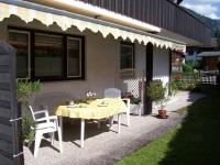 Fewo Christina Terrasse/Garten im Sommer