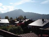 Blick vom Balkon nach Süd-West