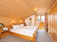 Ferienwohnung Süd - Schlafzimmer
