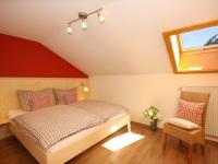 Gipfelglück Schlafzimmer