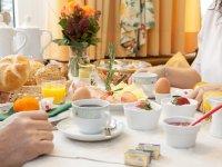 Frühstück, was keine wünsche offen lässt.