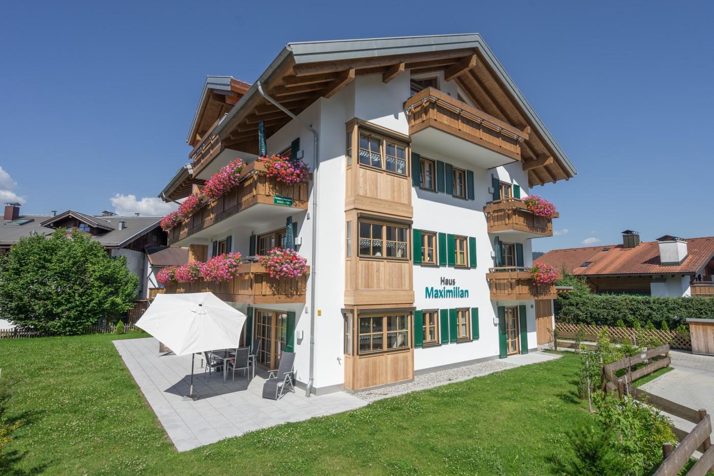Haus Maximilian, Kober / Ferienwohnung M1 Ferienwohnung im Allgäu
