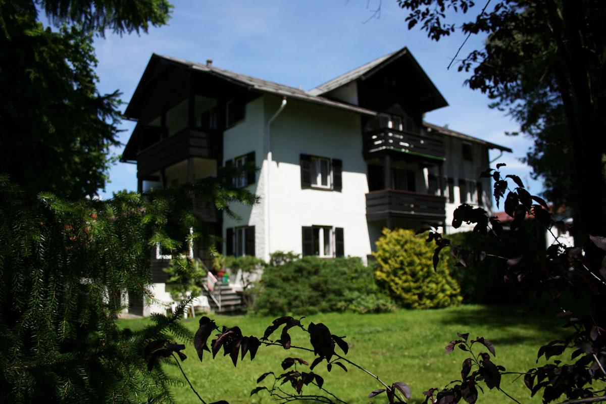 Haus Partale / Zimmer 6 neu Ferienwohnung im Allgäu