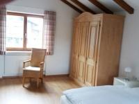 Schlafzimmer Ferienwohnung Haus Sabine
