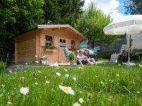 Unser Gartenhaus