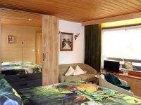 Ferienwohnung Edelweiss, Schlafzimmer