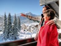 Alpenruhe - Ausblick