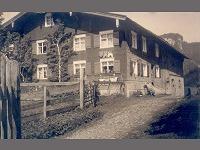 Hotel Bergruh Damals