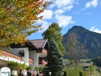 Aussenansicht Hotel Fuggerhof