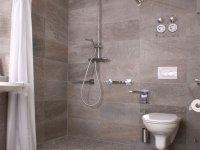 Behindertenfreundliches Badezimmer