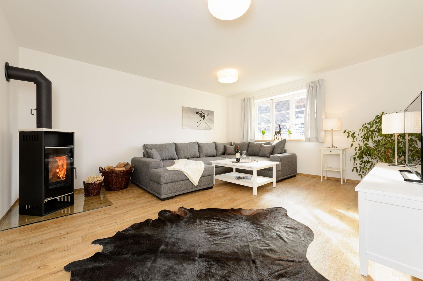 Viktoria Appartements / Alpenrose, 90 qm, 2 Schlaf Ferienhaus in Deutschland