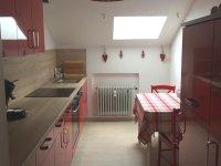 Neue Küche (Blick vom Flur)