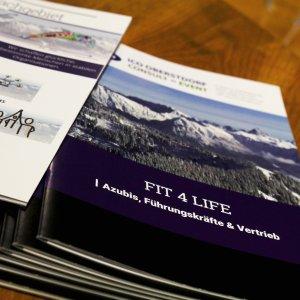 Fit 4 Life Broschüre