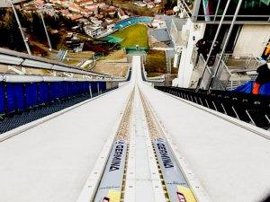 Skisprungfeeling