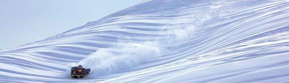 Airboard Downhill - Powder