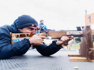 Biathlon - Lasergewehr