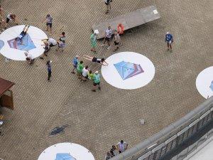 Schanzengaudi-mit-Diamantenjagd ICO-Skywalk-Oberstdorf