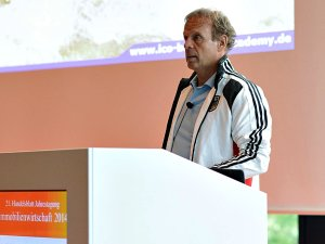 Keynote Speaker Peter Tümmers von Schoenebeck