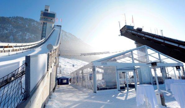 Eventlocation ICO Skywalk Oberstdorf