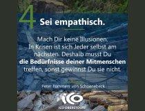 Charisma-Prinzip 4: Sei empathisch.