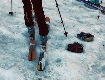 Skitour im Juni - ICO ImpulseConsult Oberstdorf