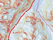 Die Route auf die Schneeglocke - ICO ImpulseConsult Oberstdorf