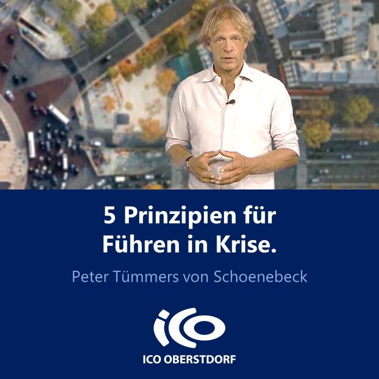 Wachsen in der Krise - ICO ImpulseConsult Oberstdorf