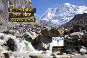KANU-Magazin: ICE2JUNGLE Expedition im Himalaya mit Peter Tümmers - Teil 1