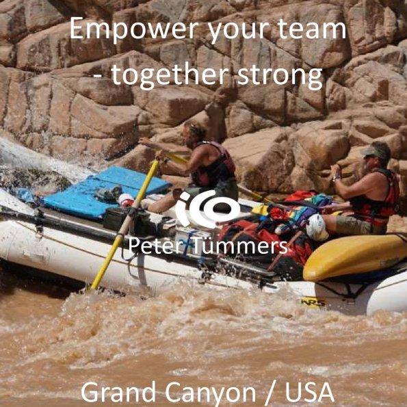Grand canyon mit text referenzen