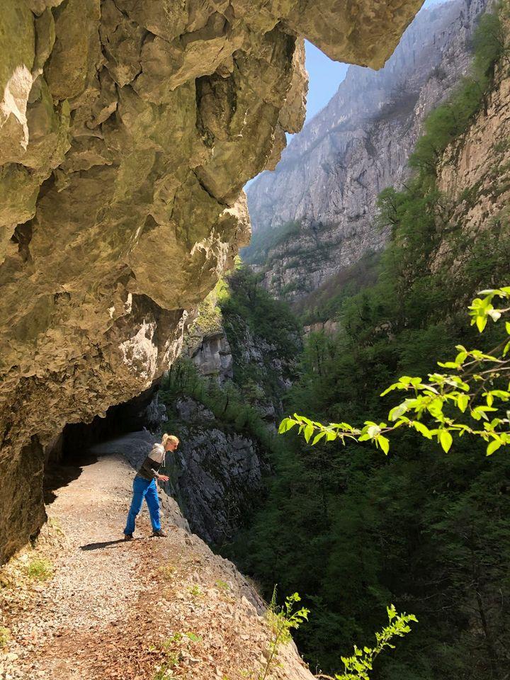 ICO ImpulseConsult Wildwasser-Canyon-Scouten in Montenegro
