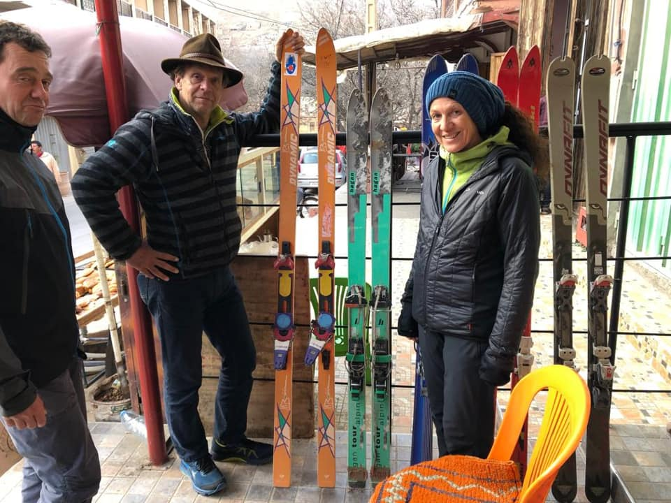 ICO ImpulseConsult Skiexpedition in Nordafrika